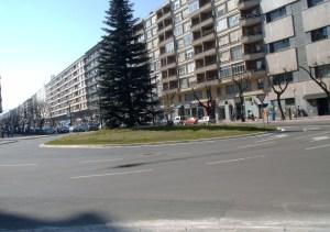 Avenida de Gasteiz (Ajuria)